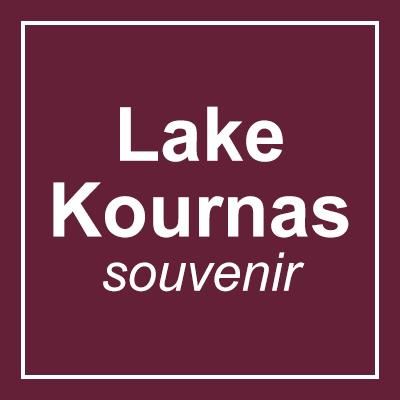 Lake Kournas Souvenir