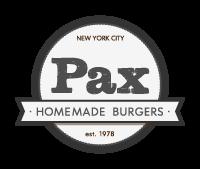 LOGO - Pax Burgers