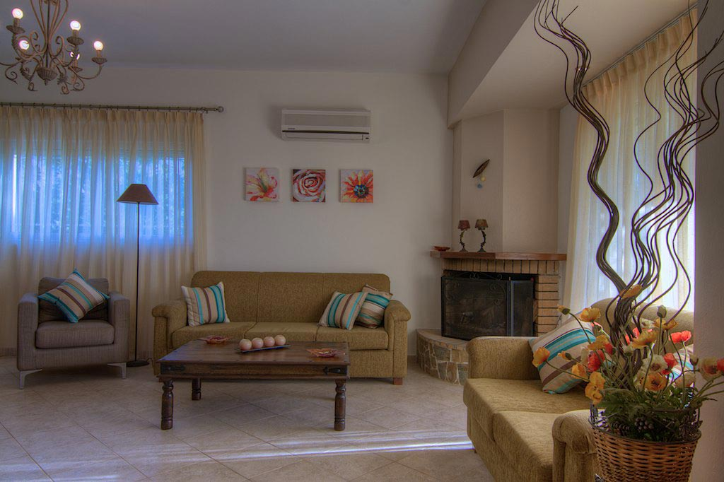 Villa Lambros - Indoor