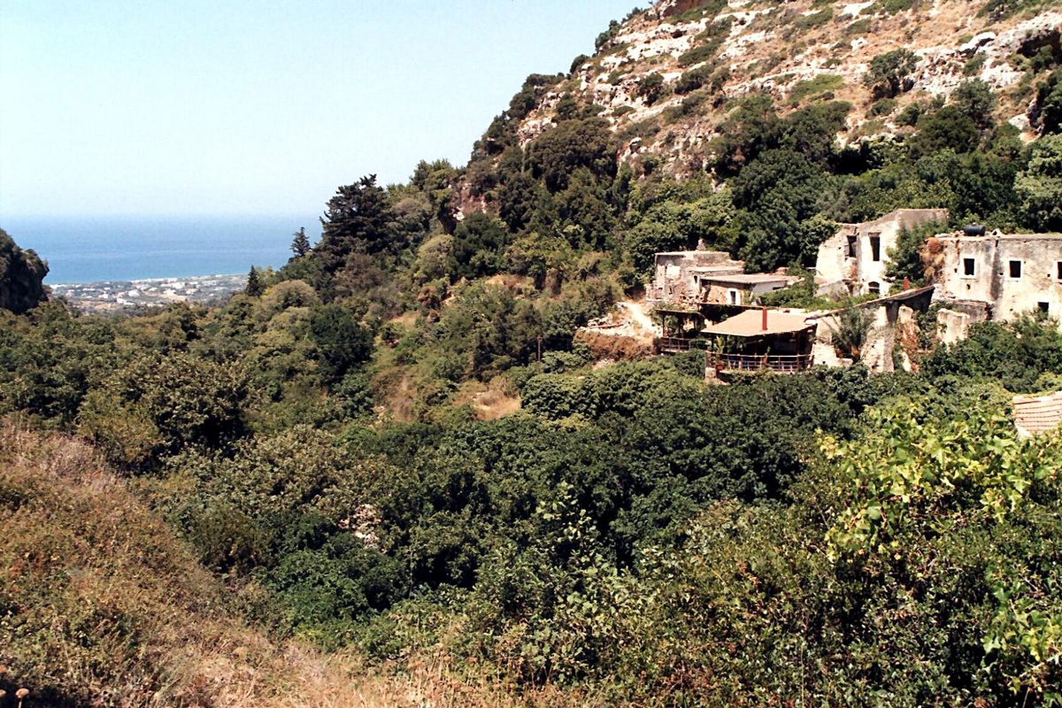 Rethymno Youth Hostel - Mili Gorge