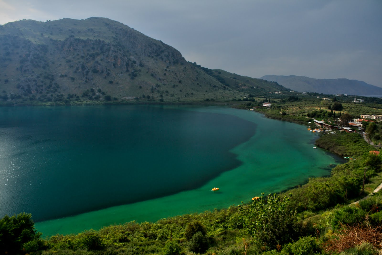 Villa Lambros - Kournas lake