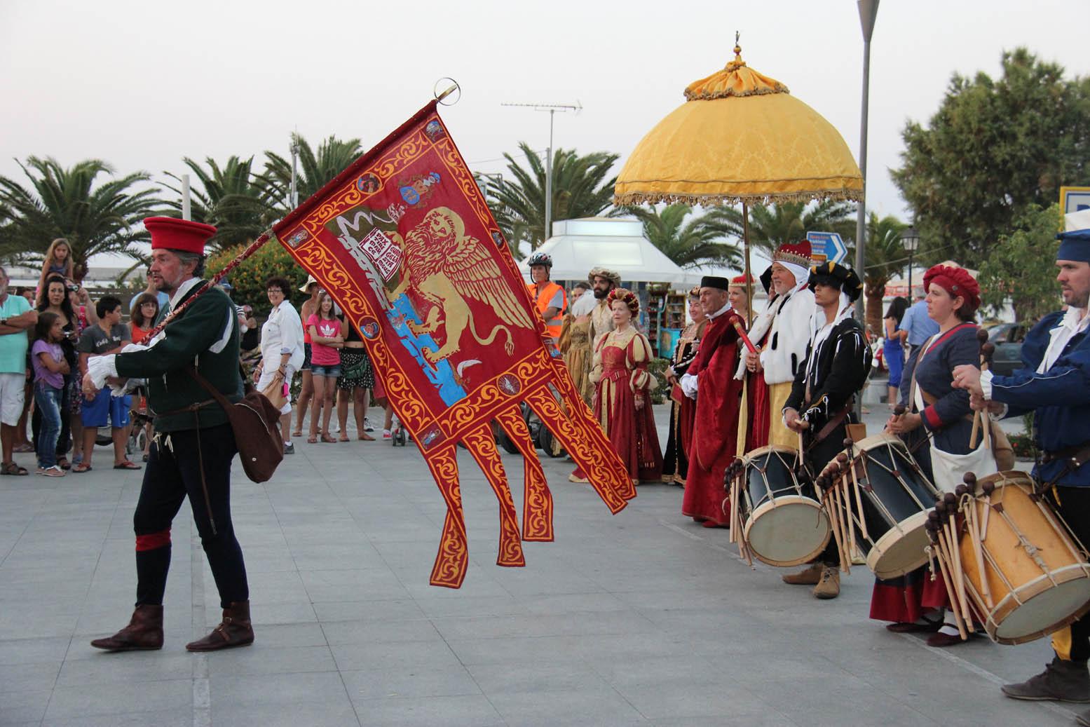 Οι CERS στο Αναγεννησιακού Φεστιβάλ