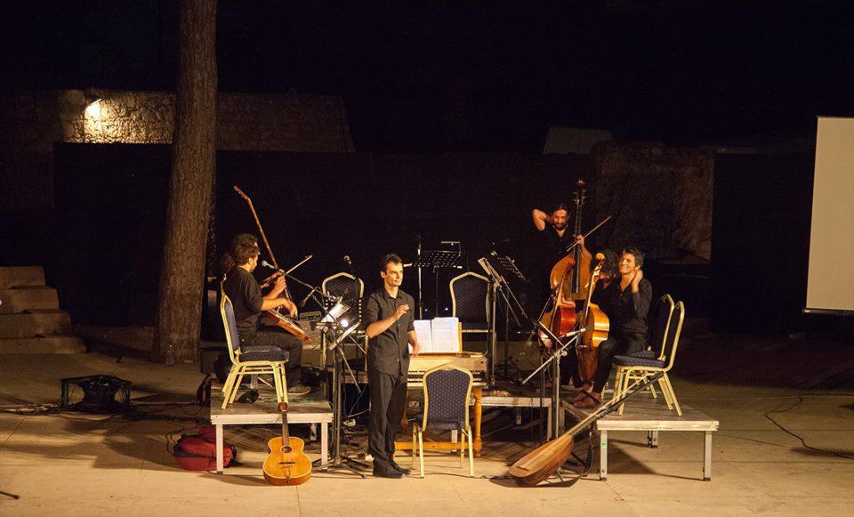 Συναυλία του συνόλου παλαιάς μουσικής LATINITAS NOSTRA