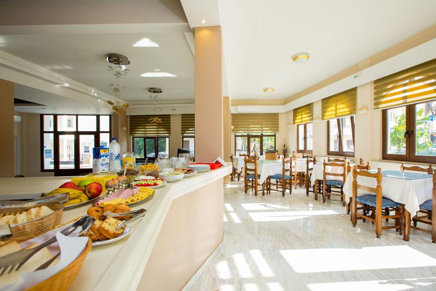 Eltina Hotel - Restaurant