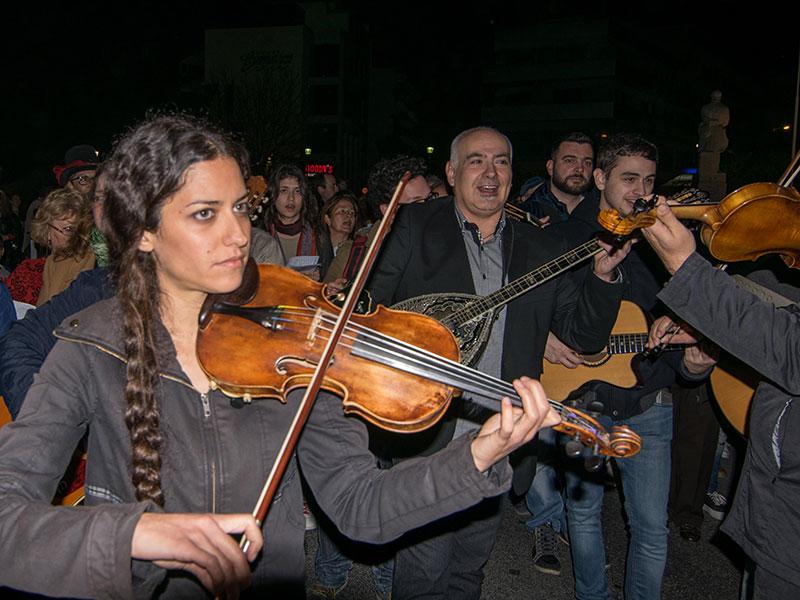 Ξενάγηση μετά μουσικής στη Παλιά Πόλη του Ρεθύμνου