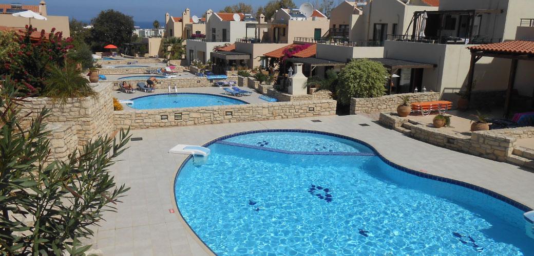 Manage Villa or Resort - Building Management