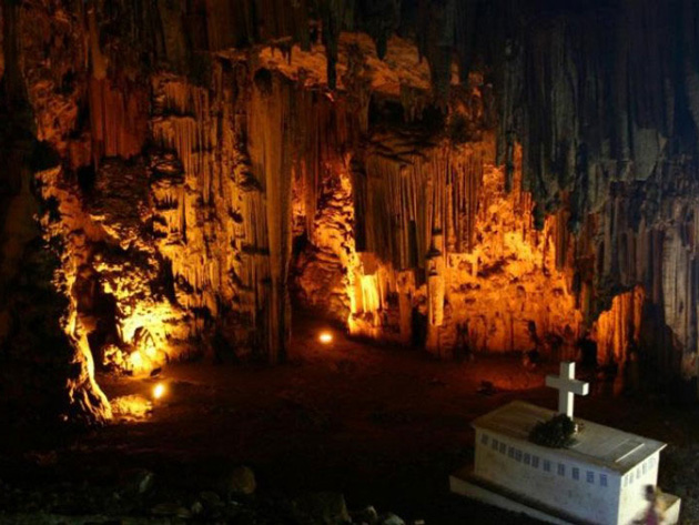 Σπήλαιο του Μελιδονίου