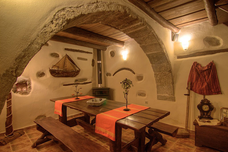 Pente Anemoi - Cosy Interior