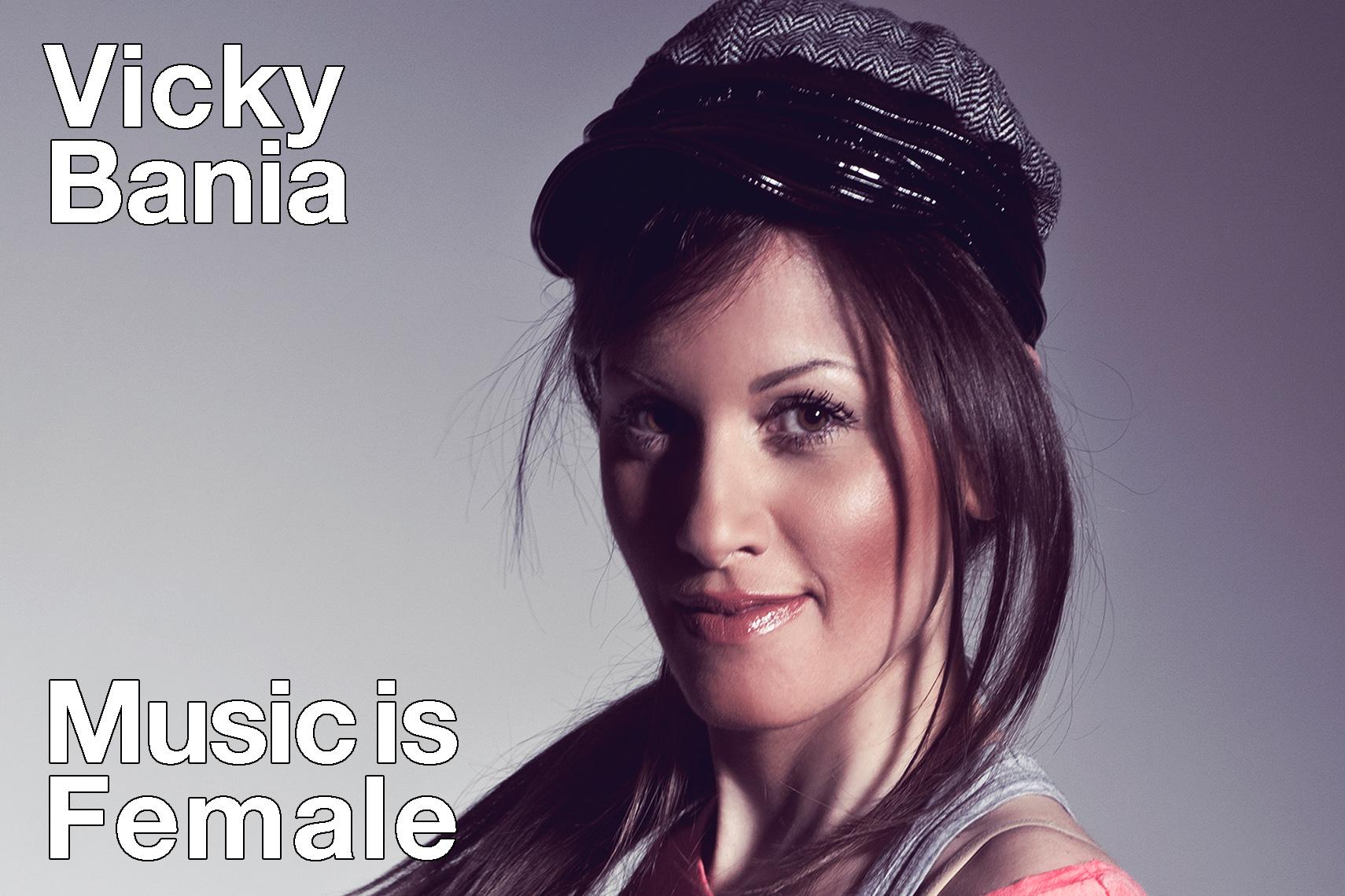 LIVINGCARNIVAL MUSIC IS FEMALE VICKY BANIA