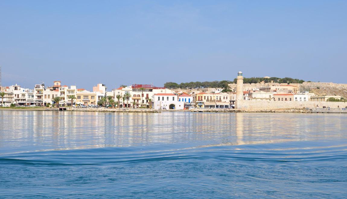 Rethymno City