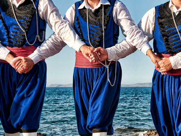 Cretan Dance