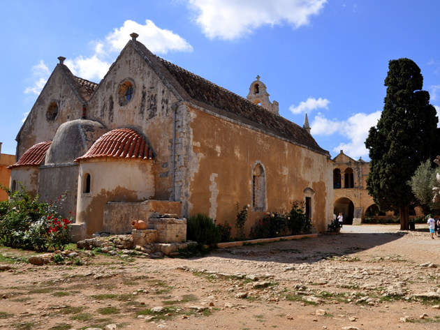 Arkadi Monastery