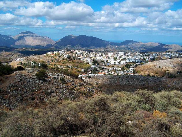 Anogia Village
