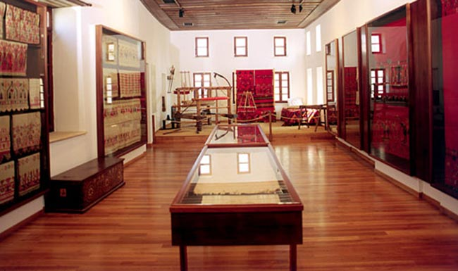 The Historical and Folk Art museum of Rethymno