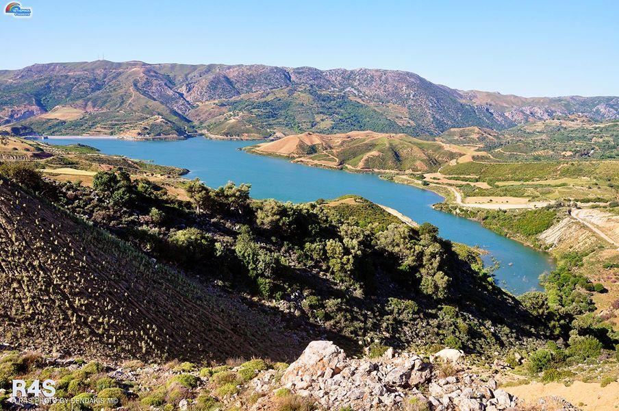 Potami Dam Lake