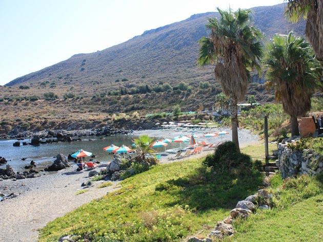 Petres beach