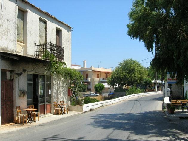 Prines village