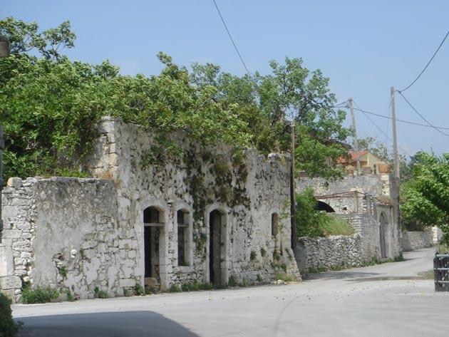 Zouridi village