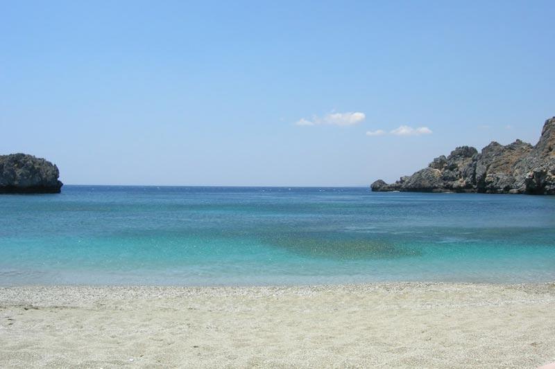 Schoinaria beach
