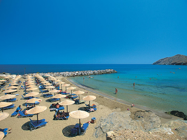 Panormo beach
