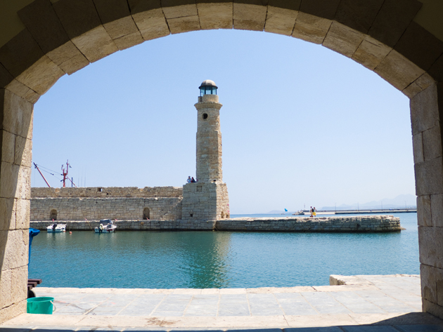 Rethymno's Lighthouse