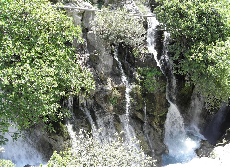 Kourtaliotis Gorge