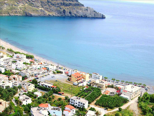 Plakias, South coast