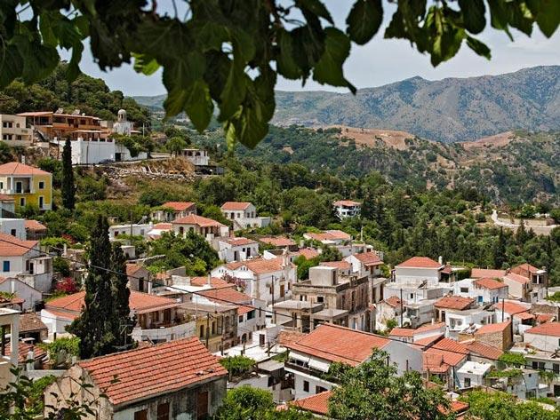 Argiroupoli villas