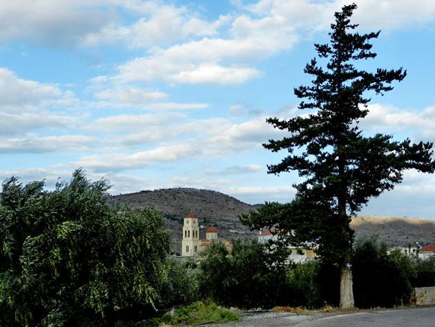 Kalamitsi village