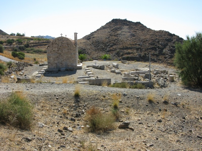 Remains of Ancient Levina (Lentas) - Remains of Ancient Levina (Lentas)