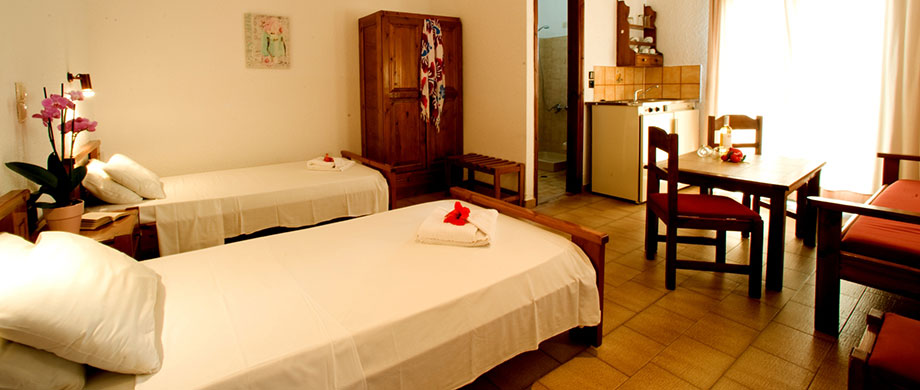 Sonio Beach Accommodation