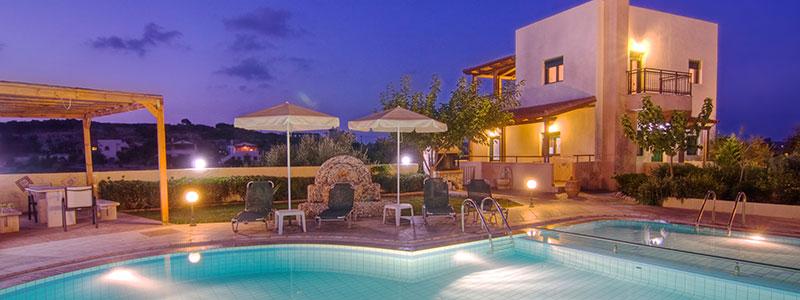 Villa Dina - Villa Pelagia - Welcome