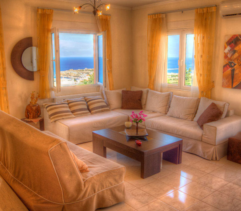 A luxury villa holiday is the ideal solution