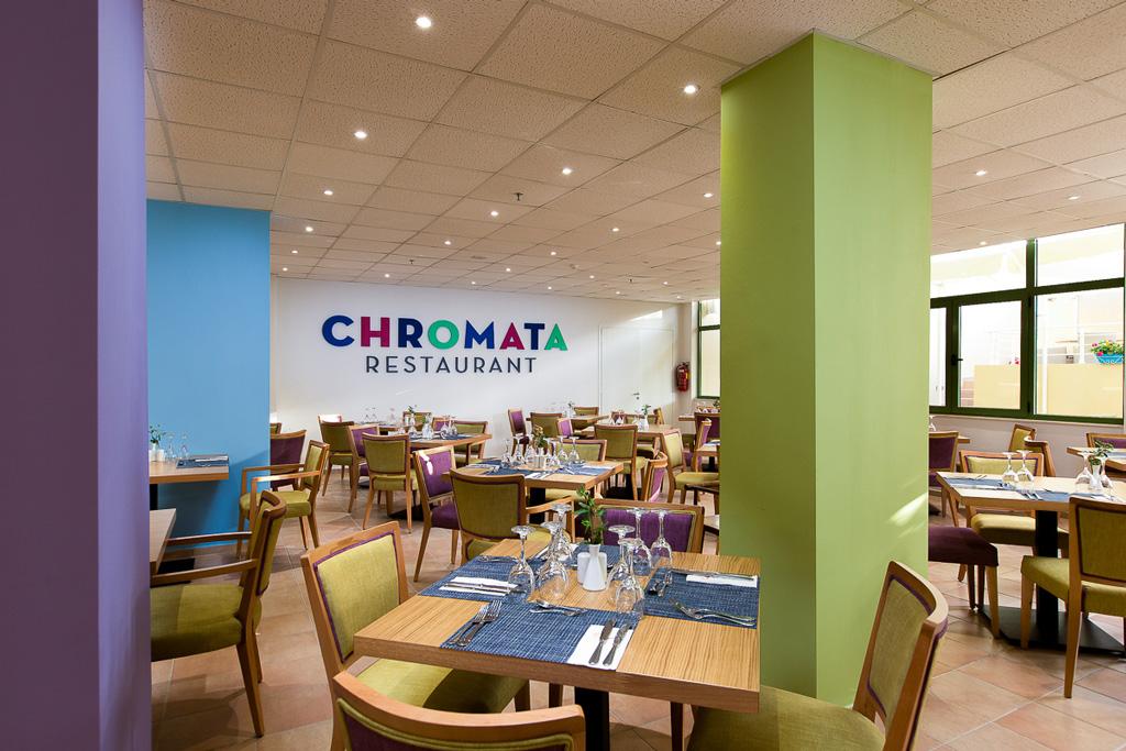 """""""Chromata"""" Restaurant"""