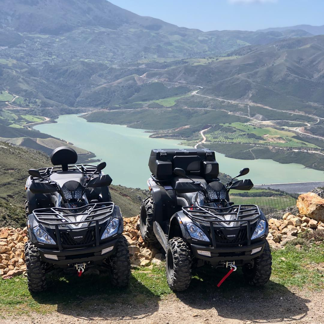 NEW QUADS / ATV SAFARI RETHYMNO