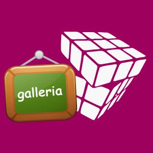 Customer area - Galleria