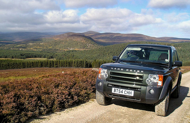Land Rover Jeep Safari  Mon-Tue-Wed-Thu-Fri-Sat-Sun € 79.00