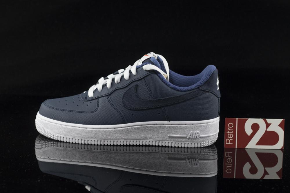 nike air force 1 25 poca luce blu mens correndo formatori scarpe