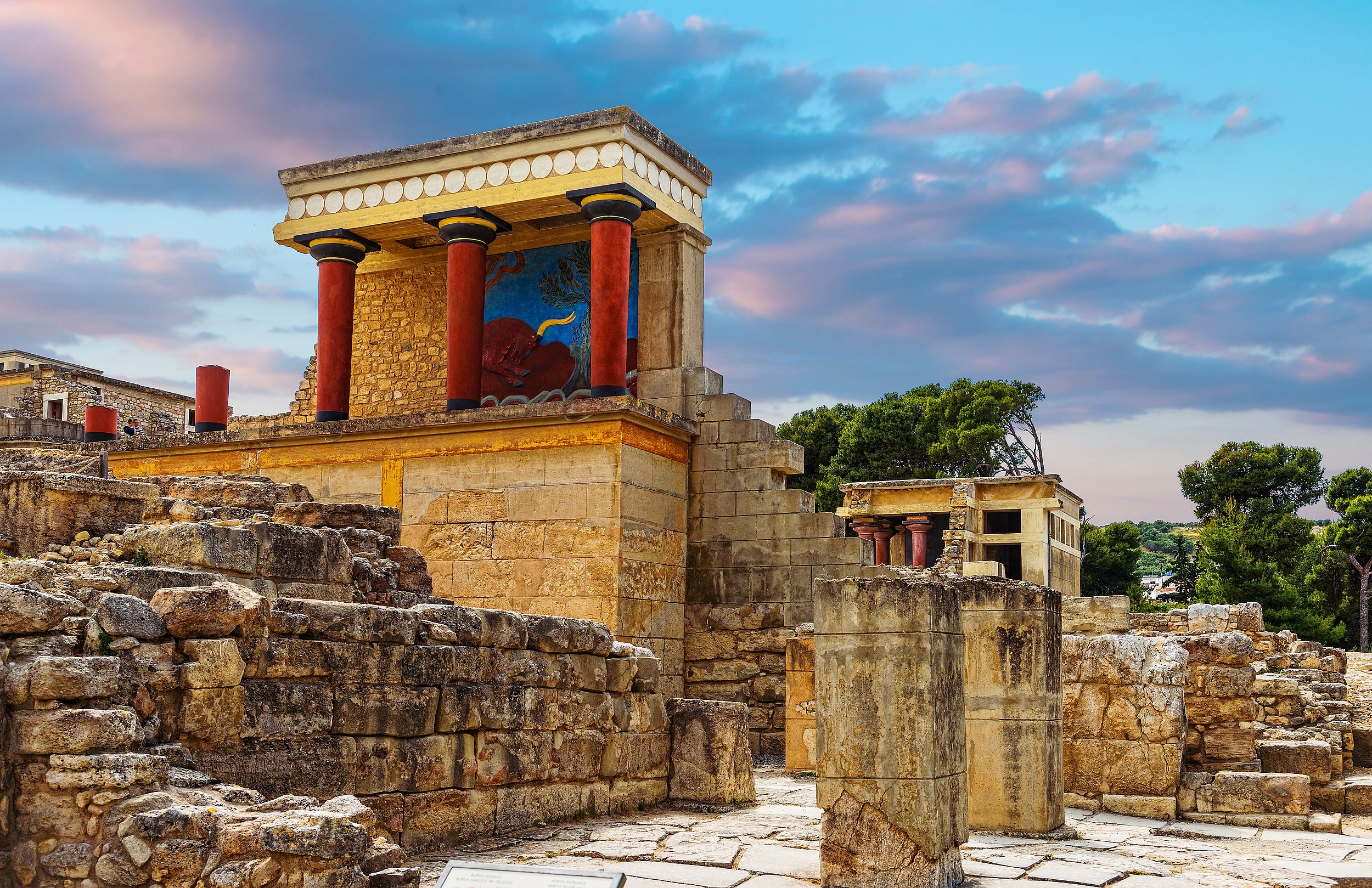 Full-Day Knossos And Heraklion Tour  Thursday 20€