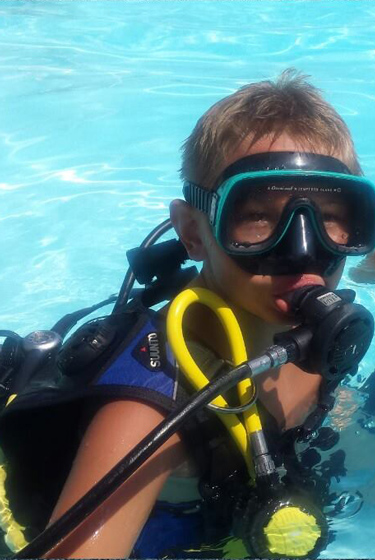SCUBA DIVING AND SNORKELLING