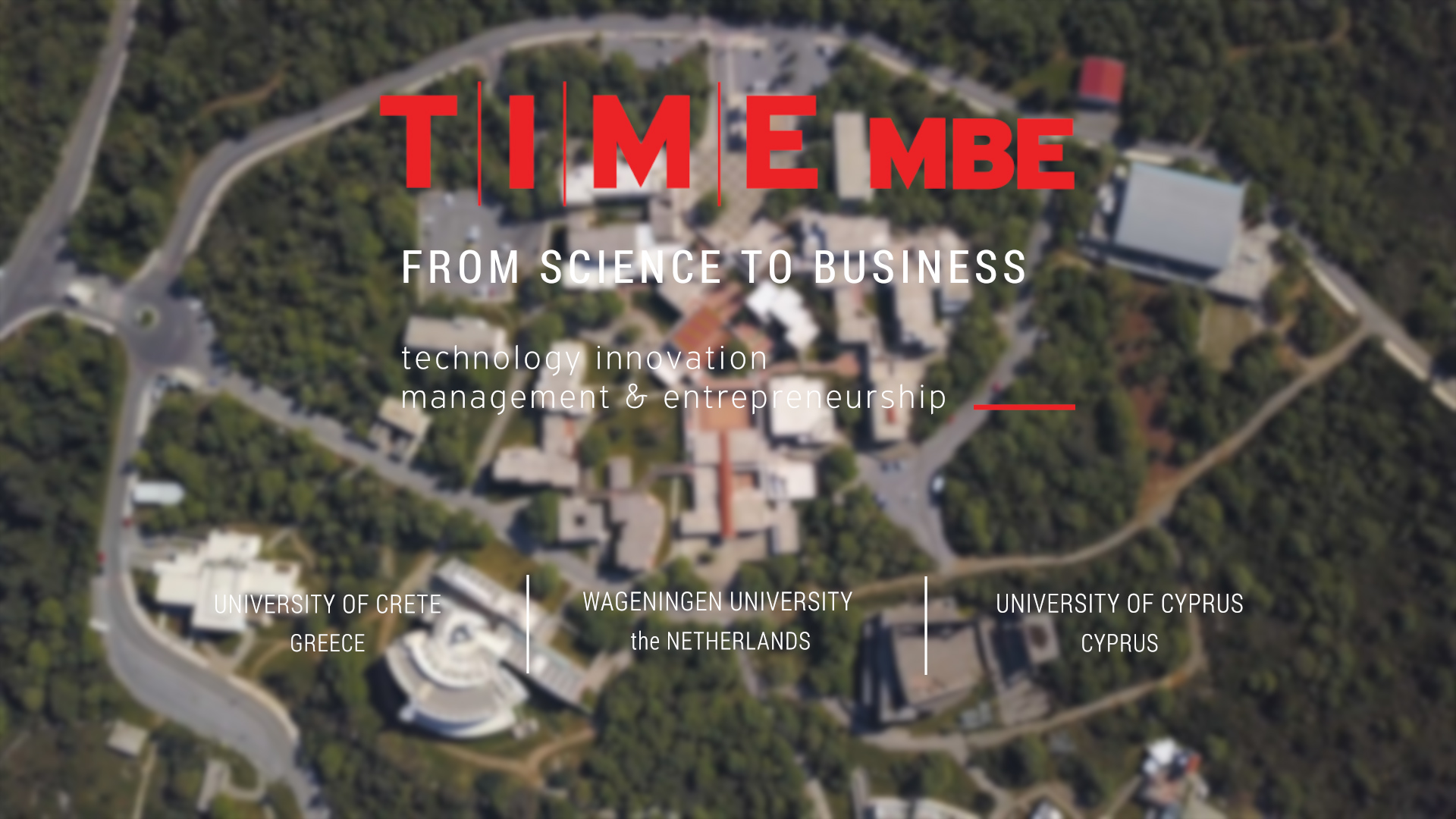 video thumbnail University of Crete - Time MBE 2018
