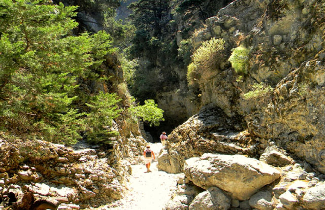 The Imbros Gorge  Friday 20€