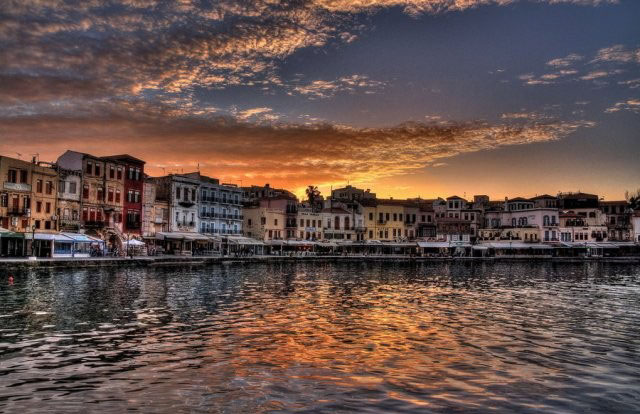Chania City Tour Tue-Sat 13€