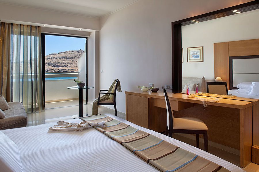 Superior Double Rooms with Sea View