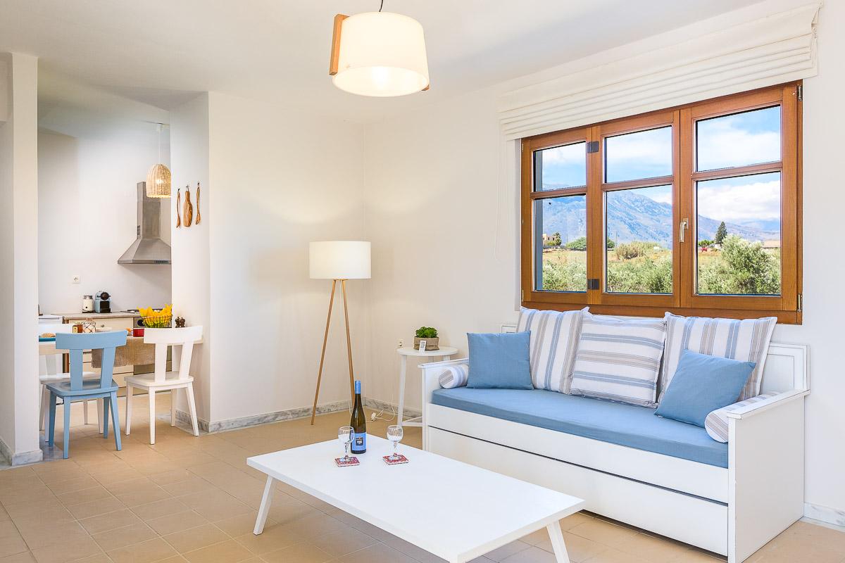 Ampelos Residence - Living Room