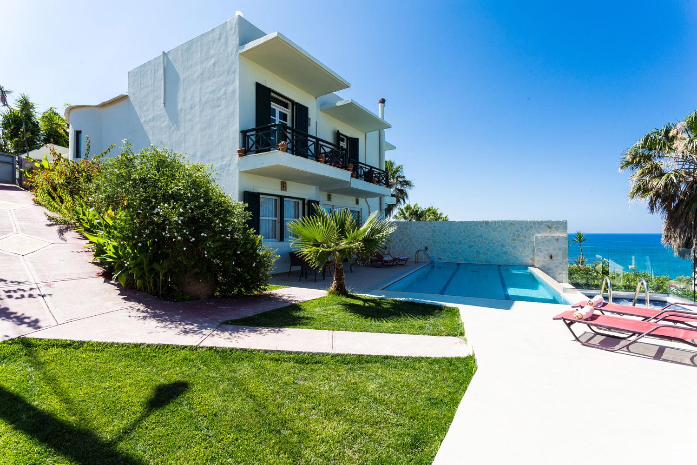 Seaview Avra Villa -