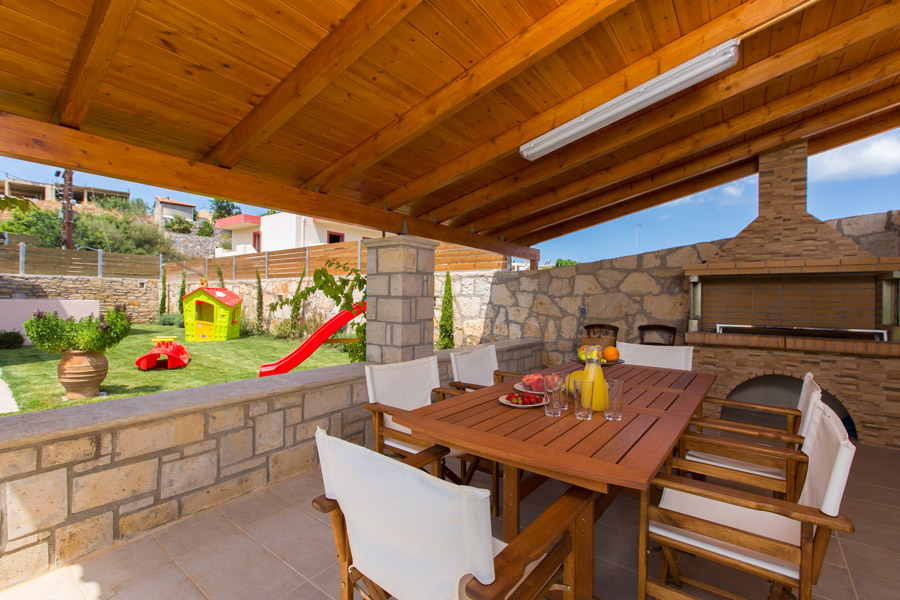 Outdoors Villa Maria -