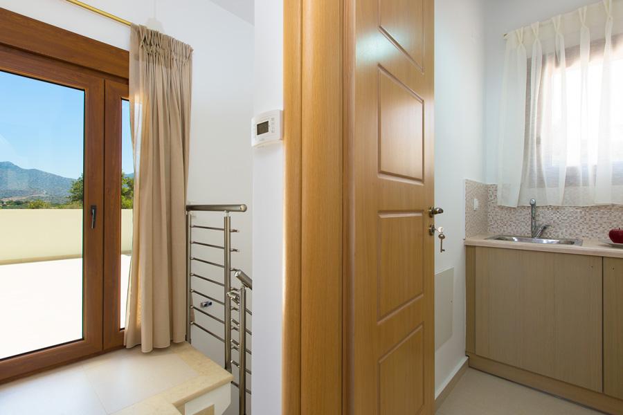 Εσωτερικοί χώροι Villa 1 -
