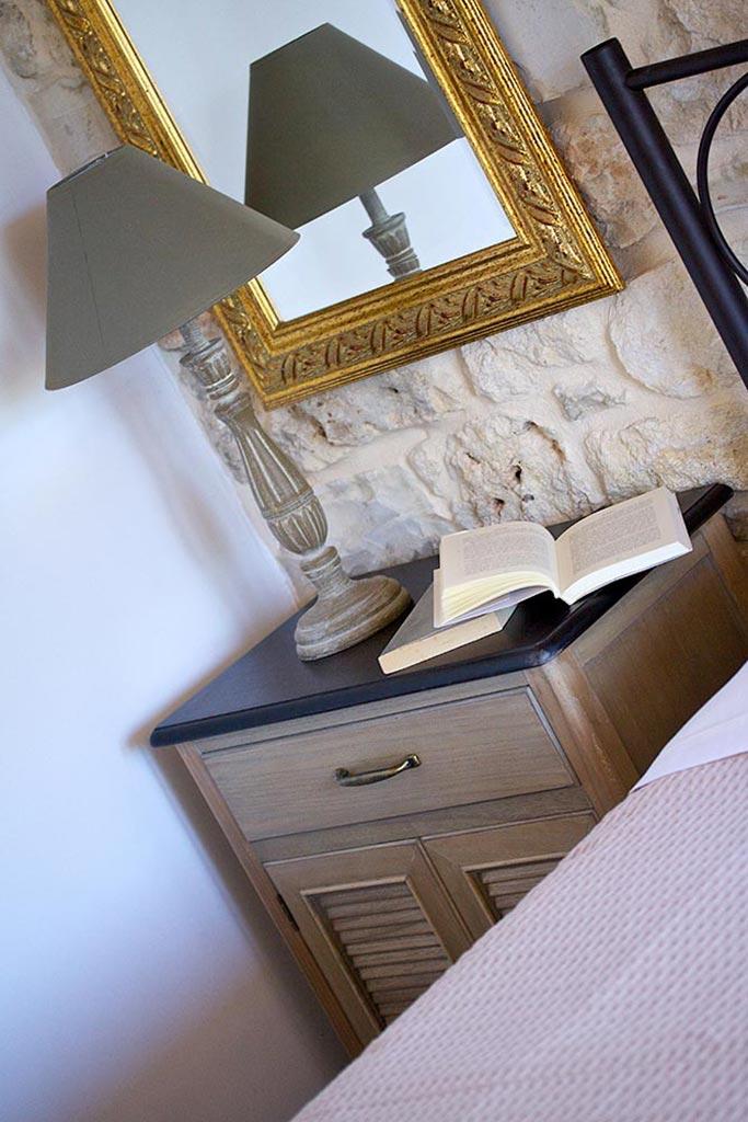 Rooms - Bedroom detail