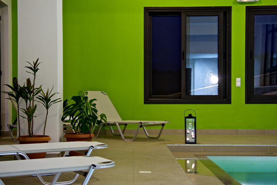 Indoor - Enjoy relaxing in our indoor and outdoor pools..